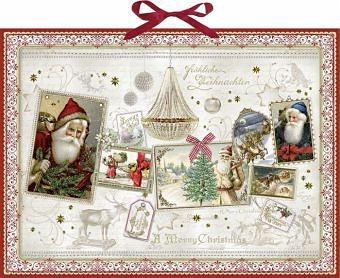 Allgemeine Handelsware »Weihnachtszauber Collage Adventskalender«