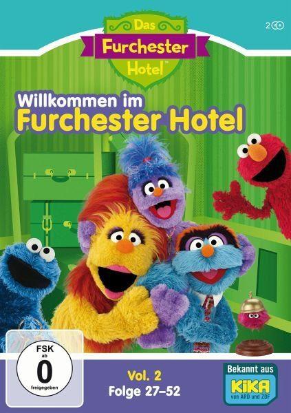 DVD »Sesamstraße - Das Furchester Hotel: Folge...«