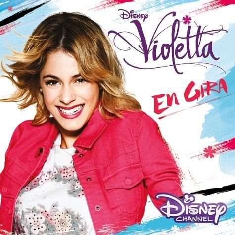 Audio CD »Various: Violetta: En Gira (Staffel 3,Vol.1)«