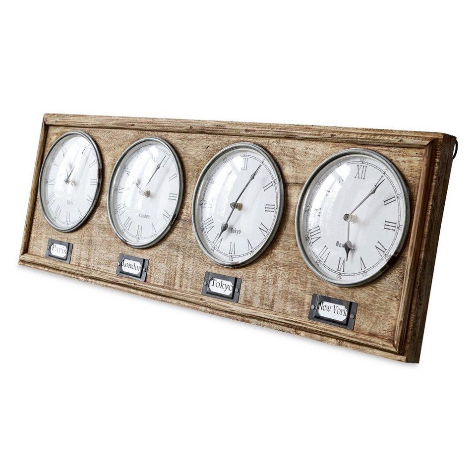 Loberon Uhr »Posey« in braun