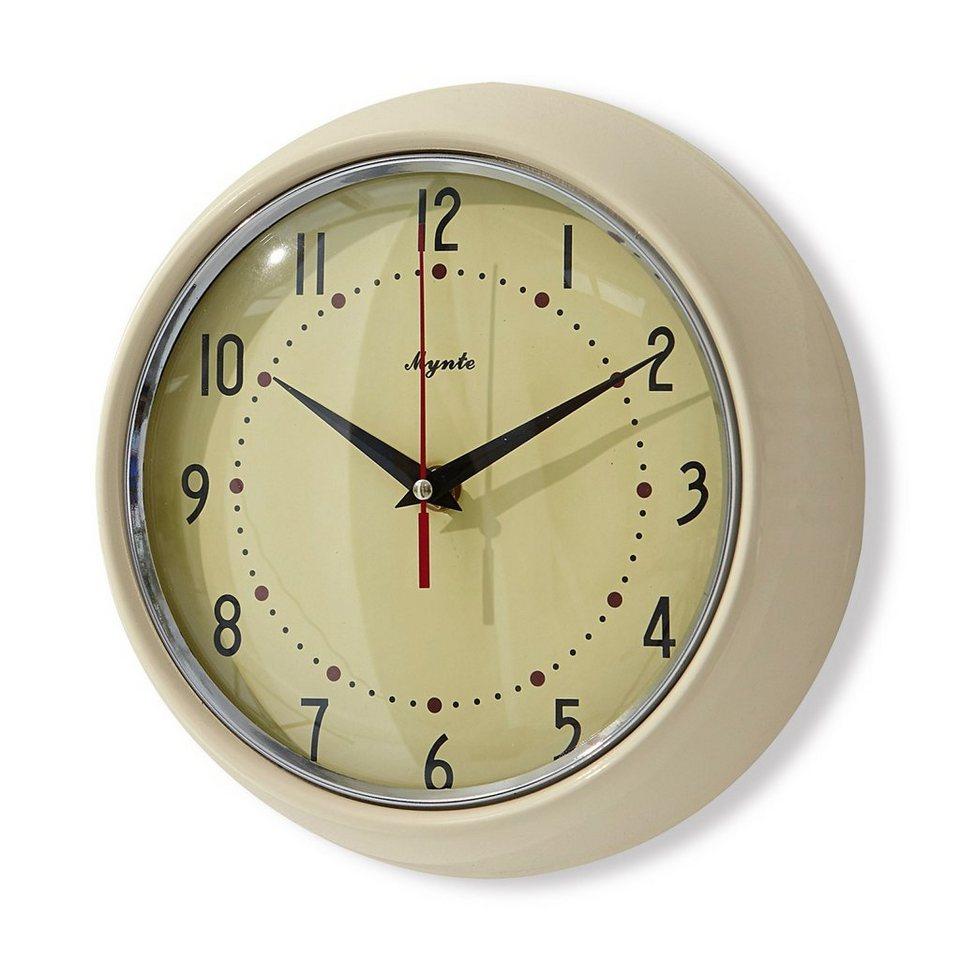 Loberon Uhr »Aaren« in creme