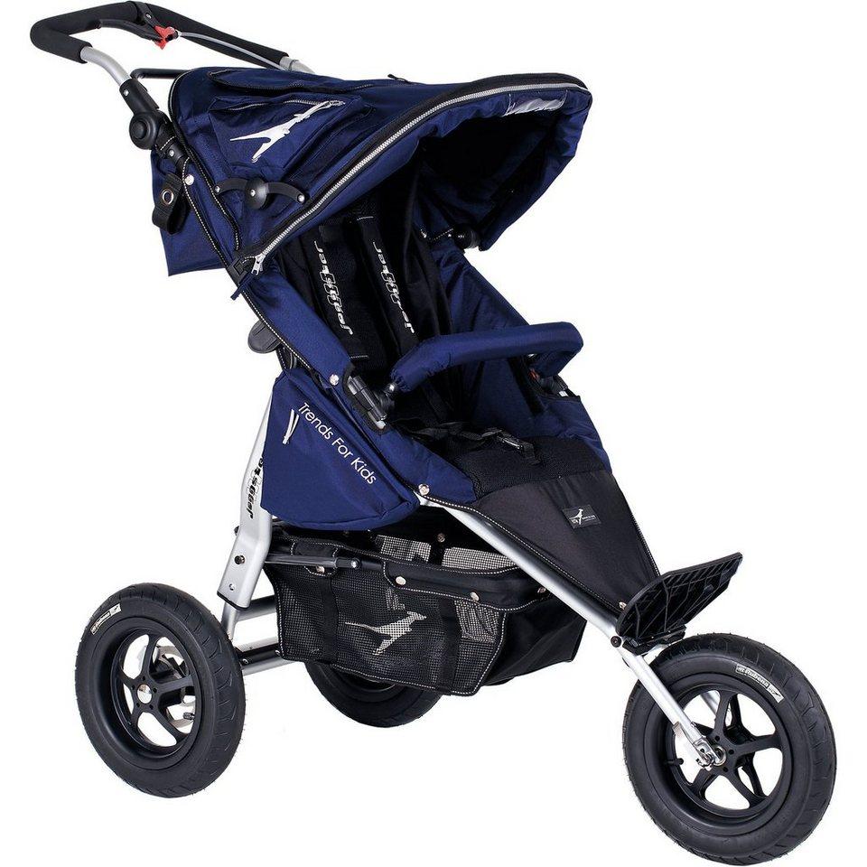TFK Jogger Joggster 3 Sport Plus, classicblue carbony uni in blau
