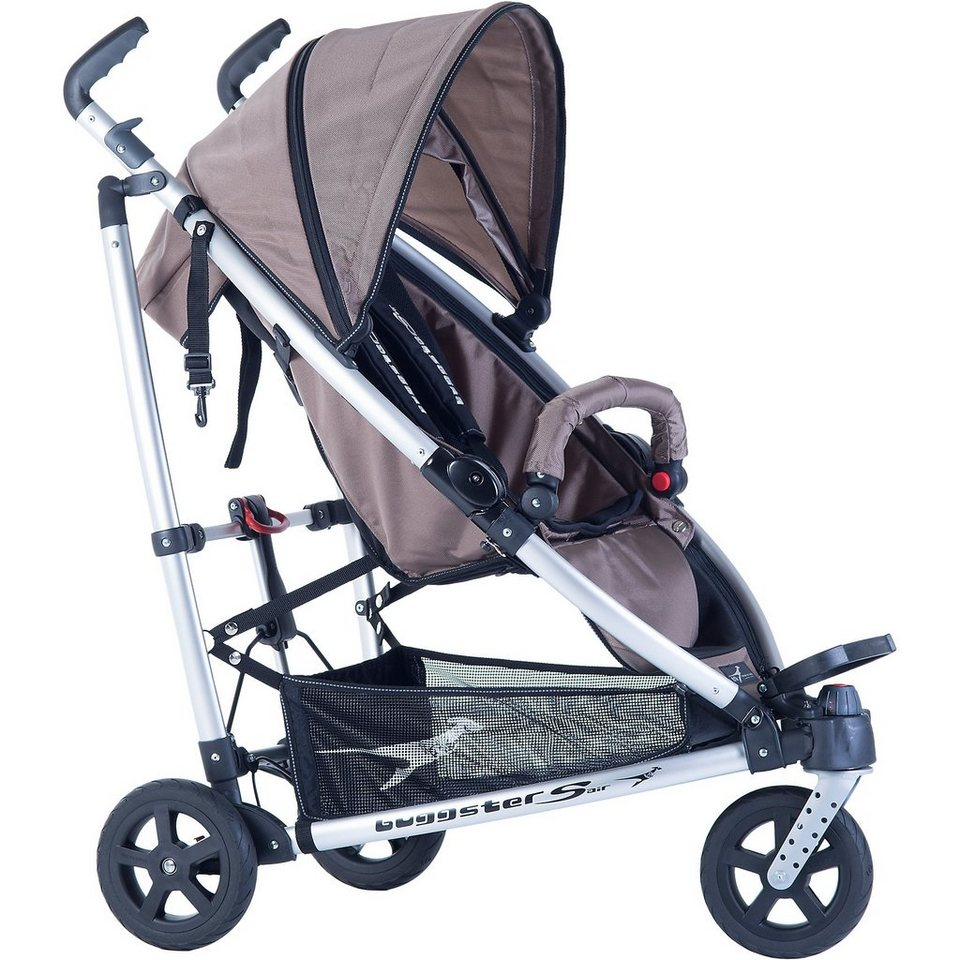 """TFK Buggy Buggster S Air 8"""", schlamm-carbony uni in beige"""