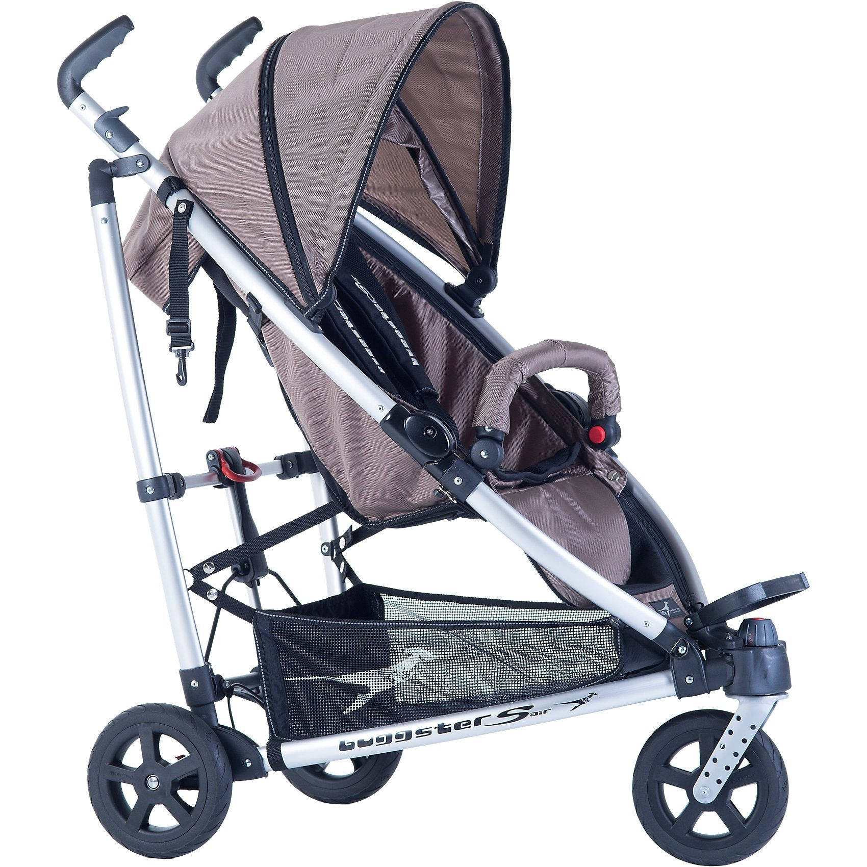 "TFK Buggy Buggster S Air 8"", schlamm-carbony uni"