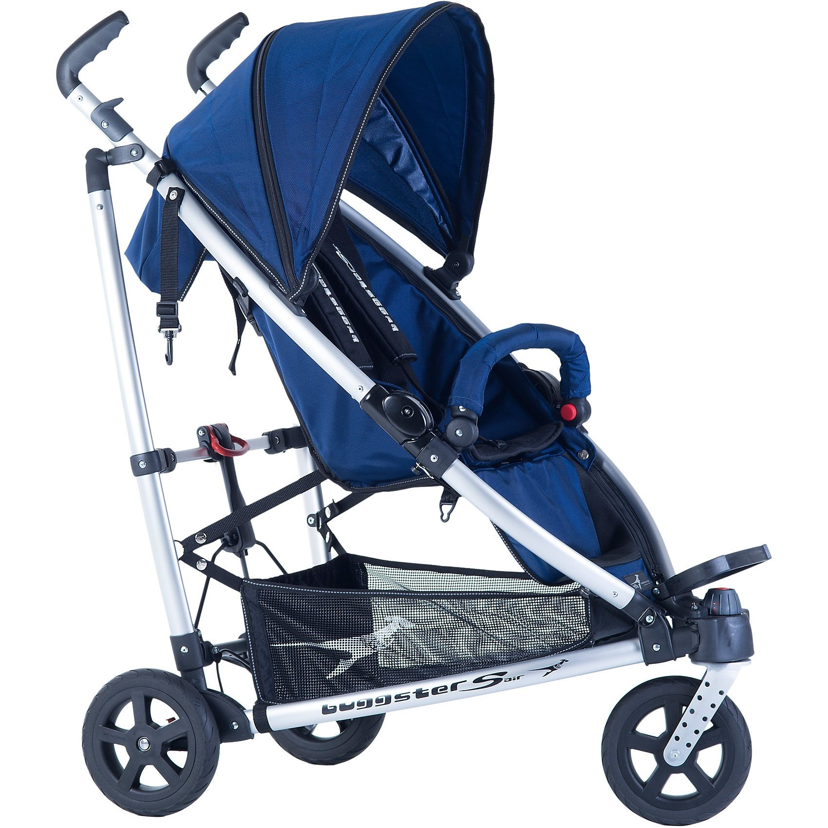 "TFK Buggy Buggster S Air 8"", classic blue - carbony uni"