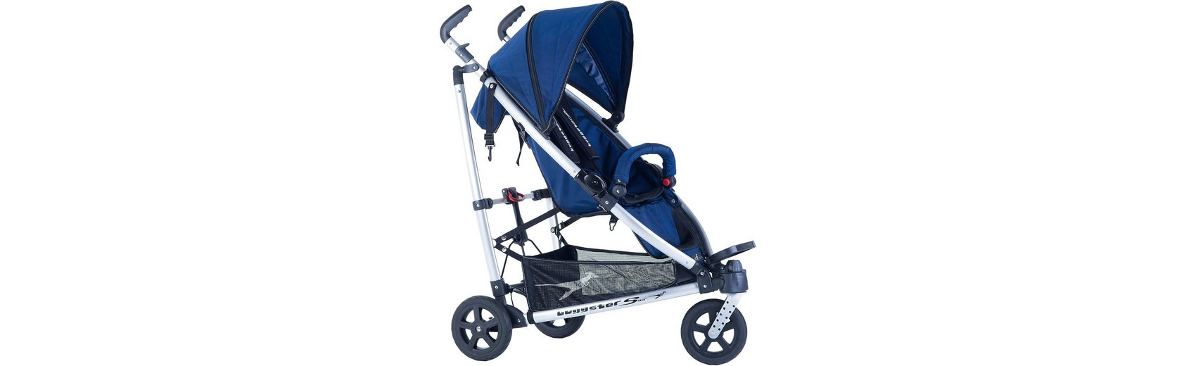 """TFK Buggy Buggster S Air 8"""", classic blue - carbony uni"""