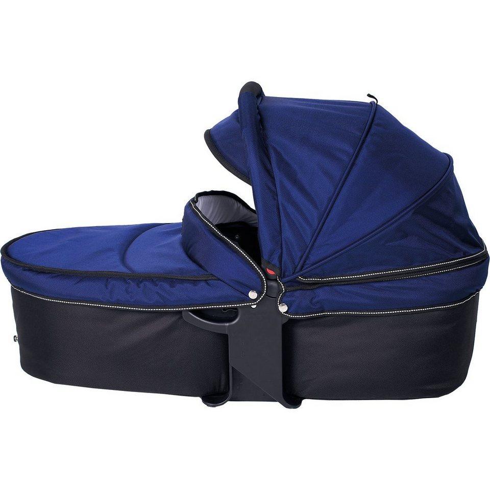 TFK Kinderwagenaufsatz Quick Fix, classic blue in blau