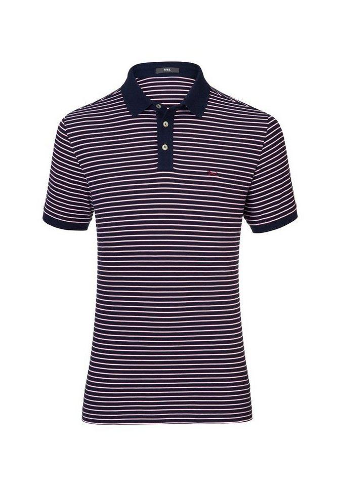 BRAX T-Shirt »PACO« in NAVY