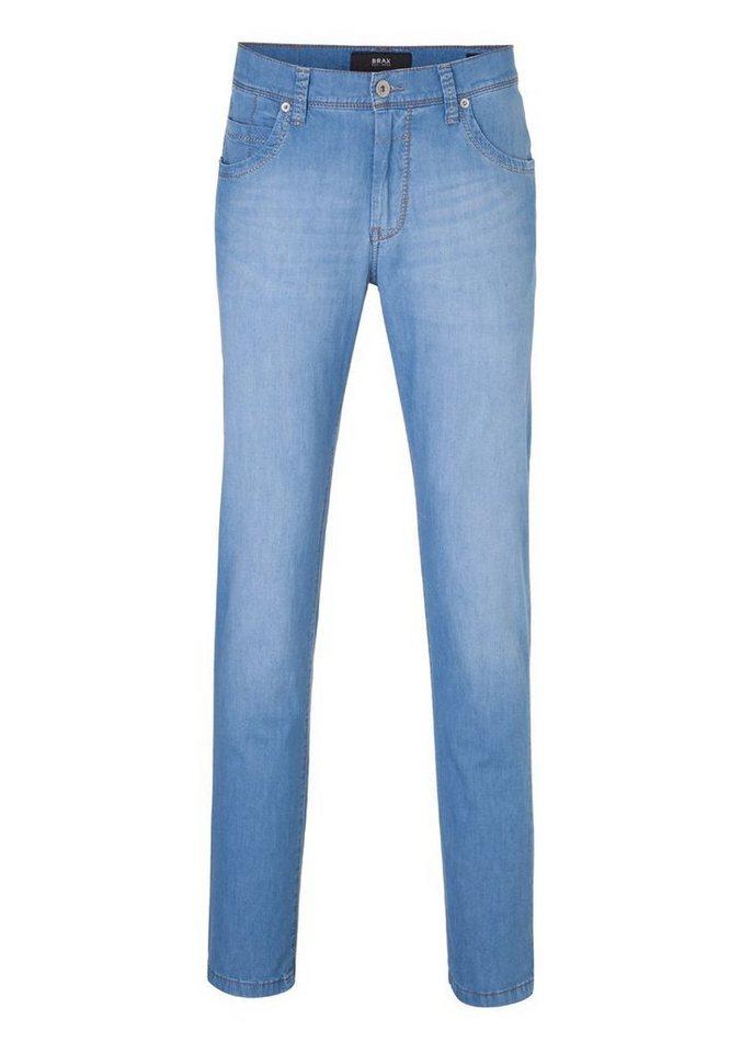 BRAX Herrenjeans Five-Pocket »CADIZ« in LIGHT BLUE