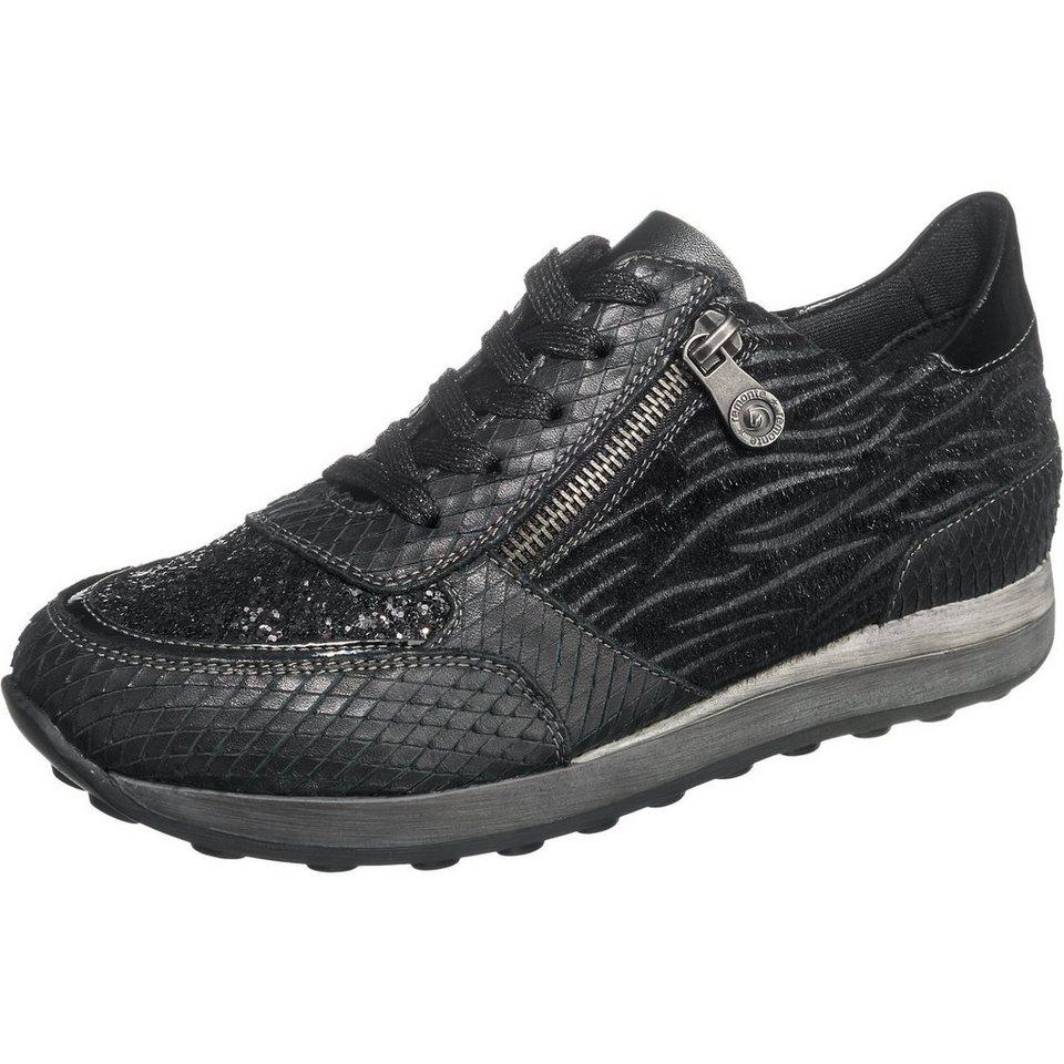 remonte Sneakers in schwarz