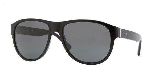 DKNY Herren Sonnenbrille » DY4097« in 300187 - schwarz/grau