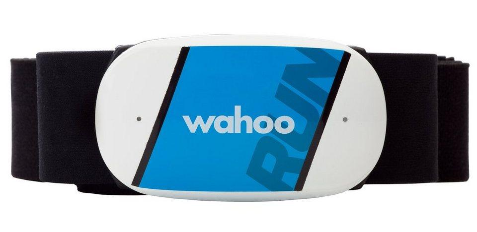 Wahoo Fitnesstracker »TICKR RUN Herzfrequenzmesser« in schwarz