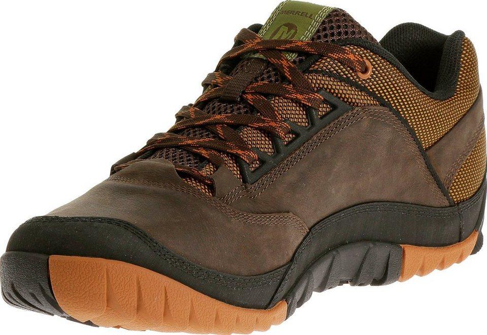 Merrell Kletterschuh »Annex Shoes Men« in braun