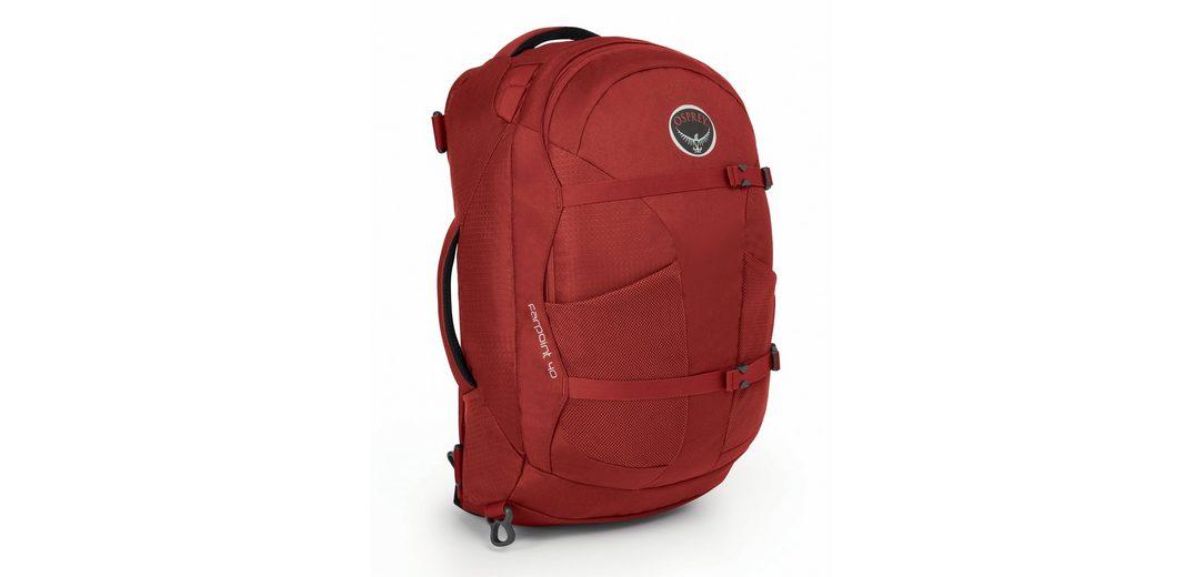 Osprey Sport- und Freizeittasche »Farpoint 40 Backpack M/L«