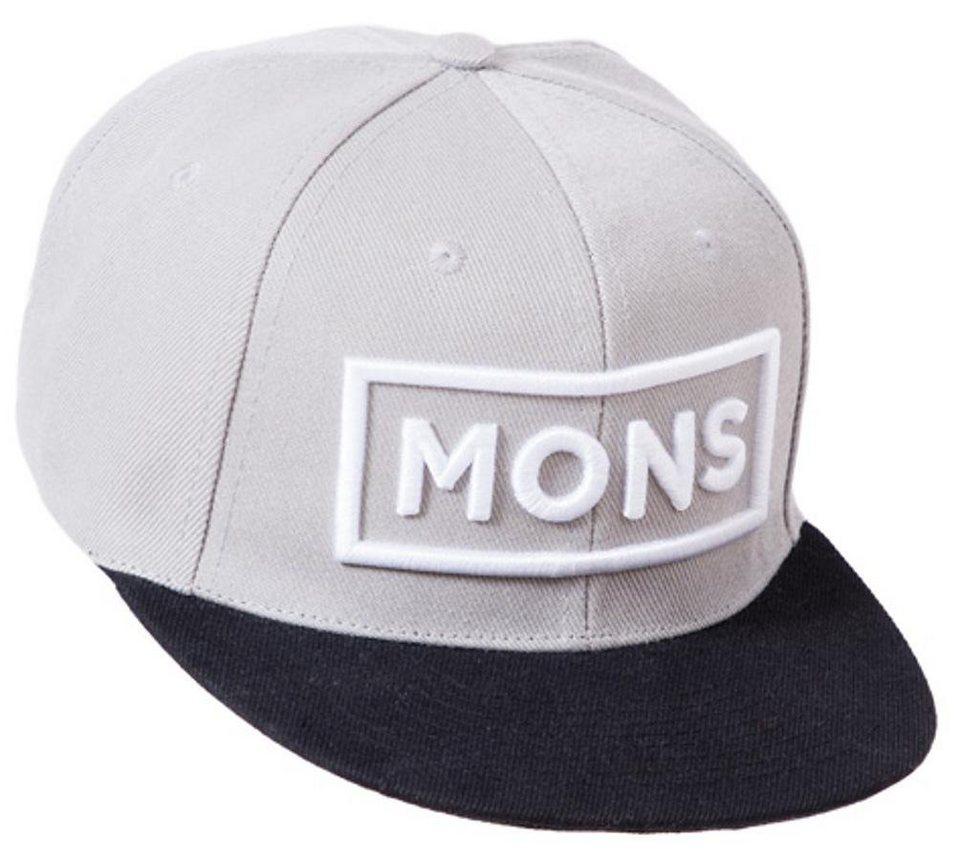 Mons Royale Hut »Connor Cap« in grau