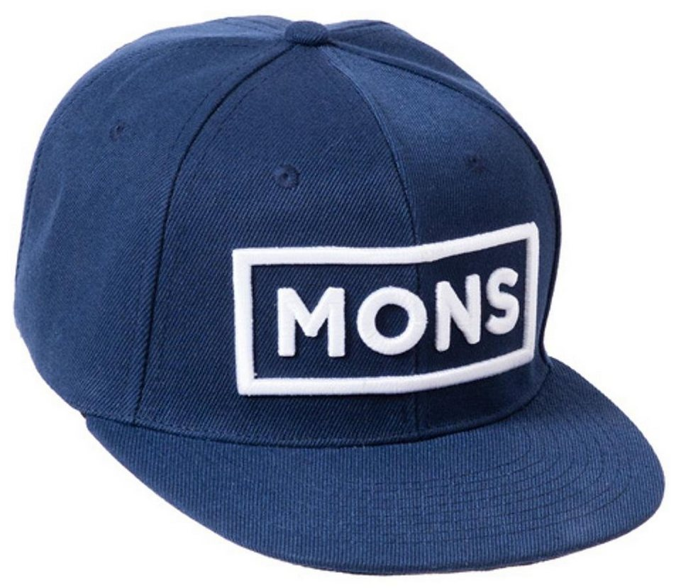 Mons Royale Hut »Connor Cap« in blau