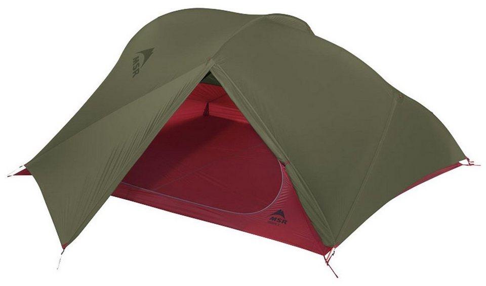 MSR Zelt »FreeLite 3 Tent« in oliv