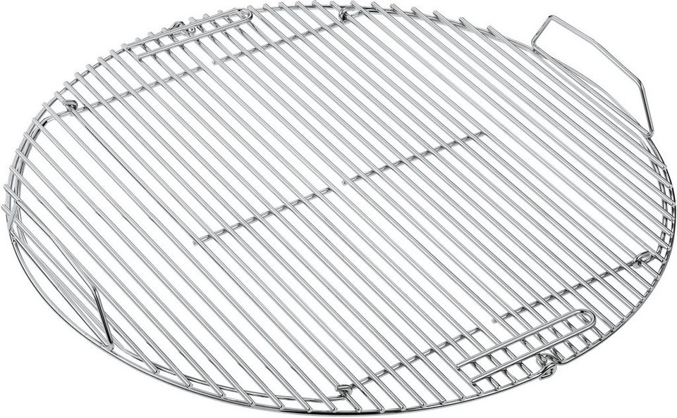 RÖSLE Edelstahl-Grillrost für Gaskugelgrill No. 1 G60 in silberfarben