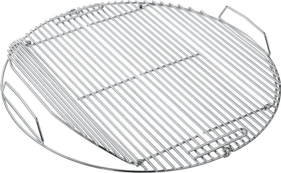 RÖSLE Edelstahl-Grillrost für No. 1 F50 + AIR F50 in silberfarben