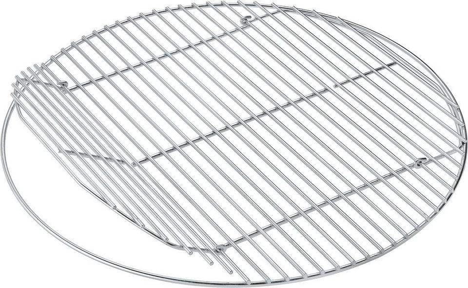 RÖSLE Edelstahl-Grillrost für No. 1 F60 + AIR F60 in silberfarben