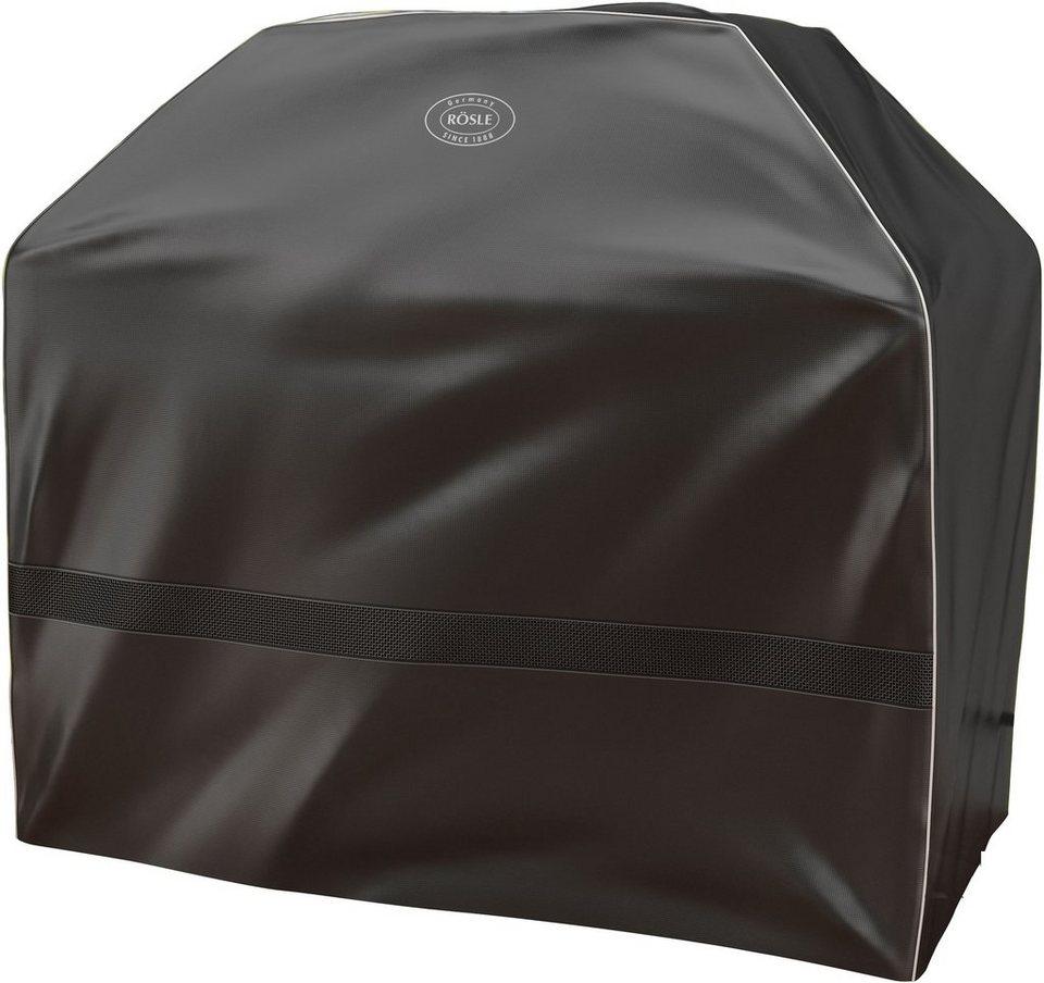 RÖSLE Abdeckhaube für BBQ-Station Vision G4 in schwarz