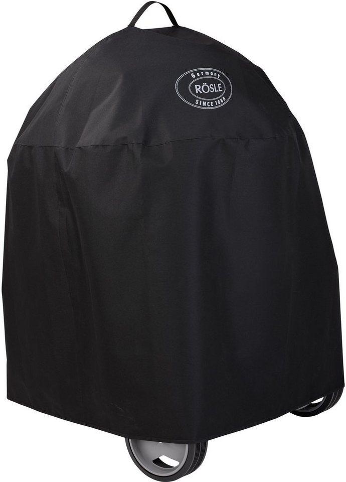 RÖSLE Abdeckhaube für alle RÖSLE No. 1 Sport Modelle mit Ø 50 cm in schwarz