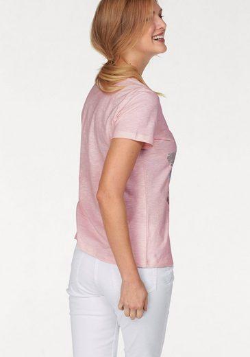 Cheer T-Shirt, mit Steinchen-Verzierung