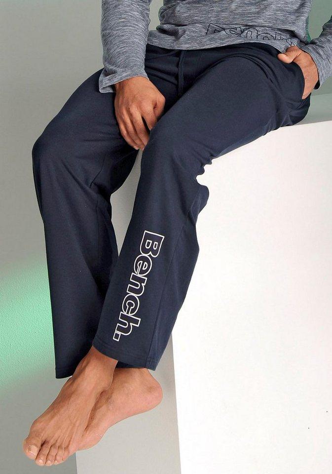 Bench Relaxhose in 1x marine