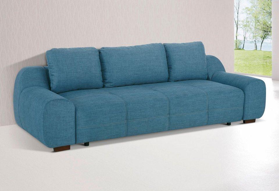 Home Affaire Big Sofa Banderas Auch Mit Bettfunktion Online Kaufen