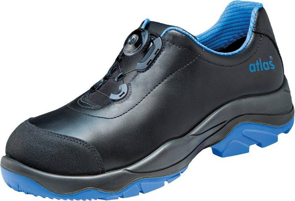 Sicherheitsschuh »SL9645 XP BOA« in schwarz/blau