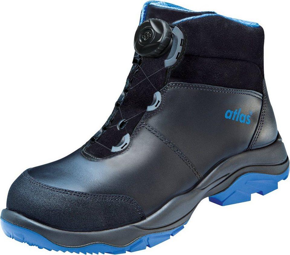 Sicherheitsstiefel »SL9845 XP BOA« in schwarz/blau
