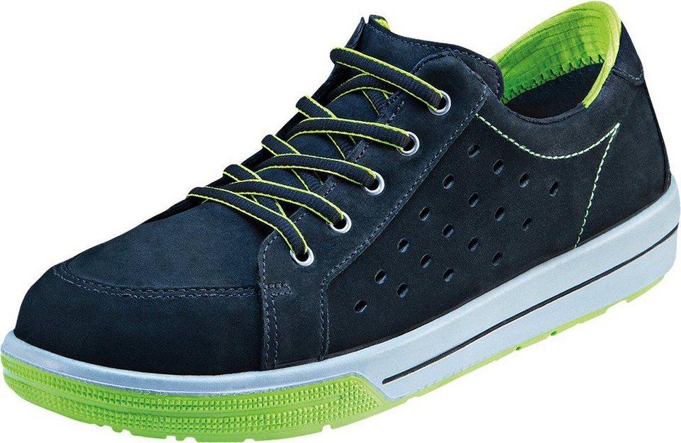 Sicherheitsschuh »Sneaker A240« in schwarz/grün