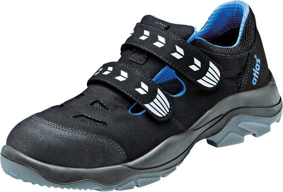 Sicherheitssandale »TX 360« in schwarz/blau
