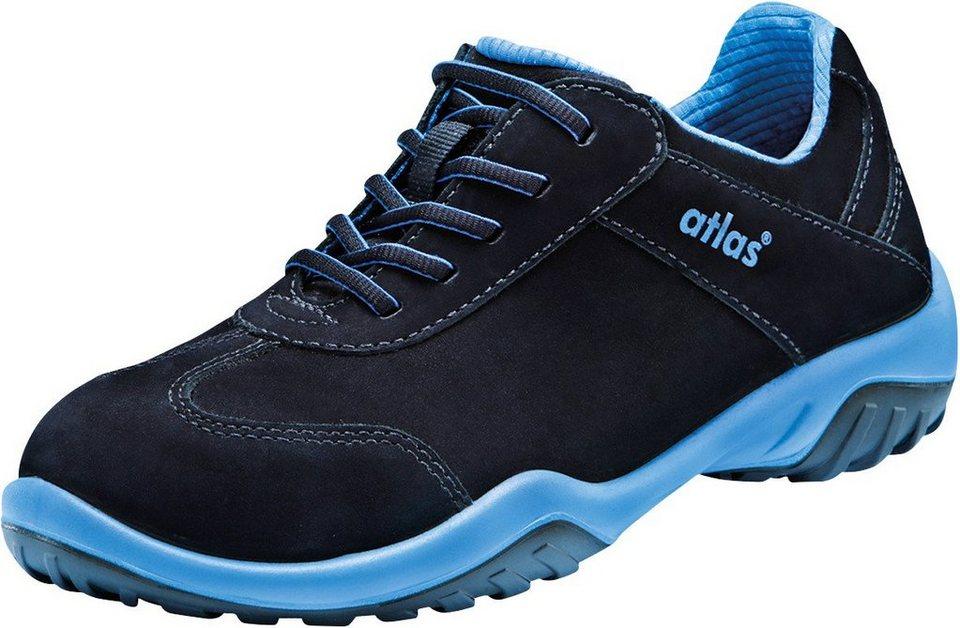 Damen-Sicherheitsschuh »GX 140« in schwarz/blau
