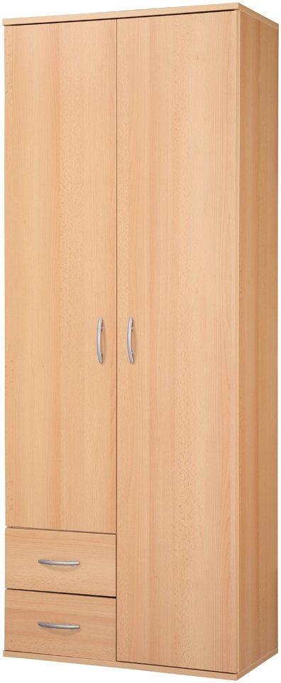 procontour mehrzweckschrank 2 t ren 2 schubk sten online. Black Bedroom Furniture Sets. Home Design Ideas