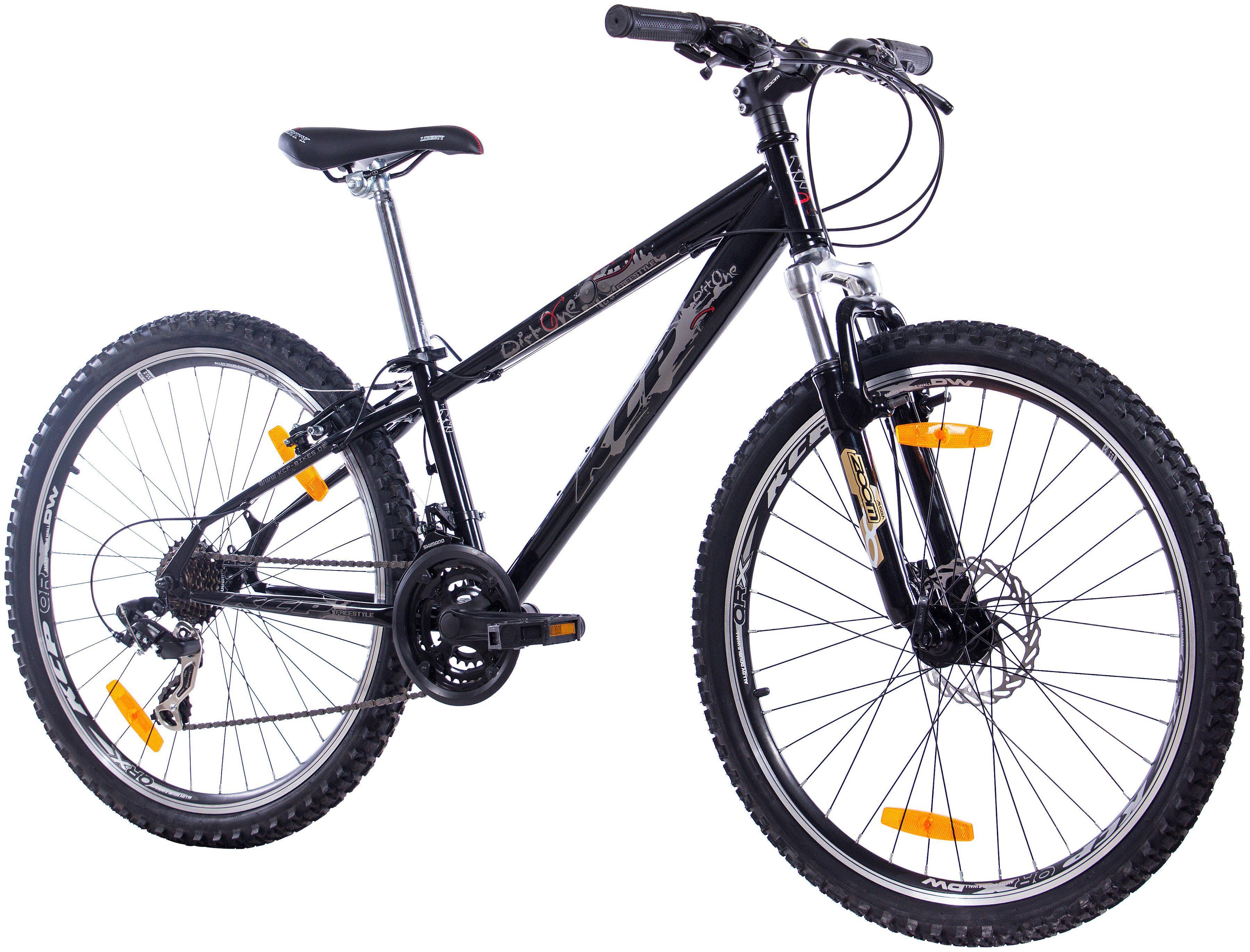 Dirtbike »ONE schwarz, 66,04 cm (26 Zoll)«