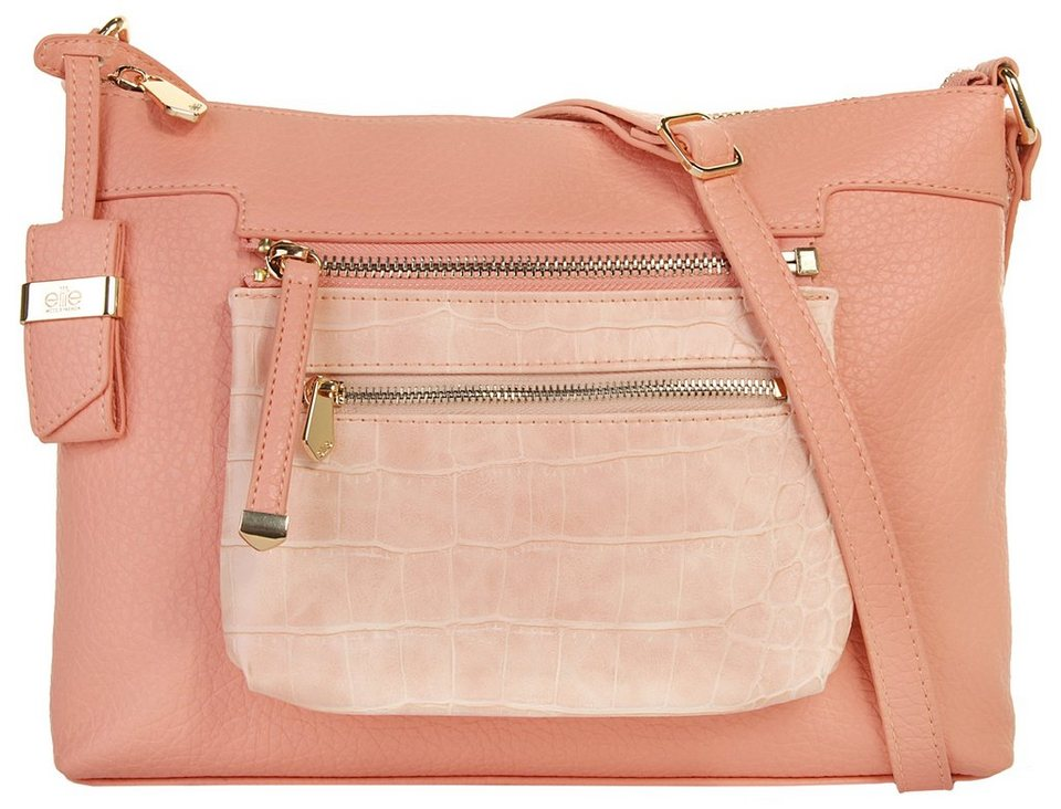 ELITE MODEN Damen Umhängetasche »Lana« in rosa