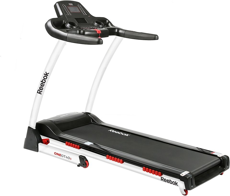 Reebok Laufband, »GT40S, One-Series Treadmill« in weiß