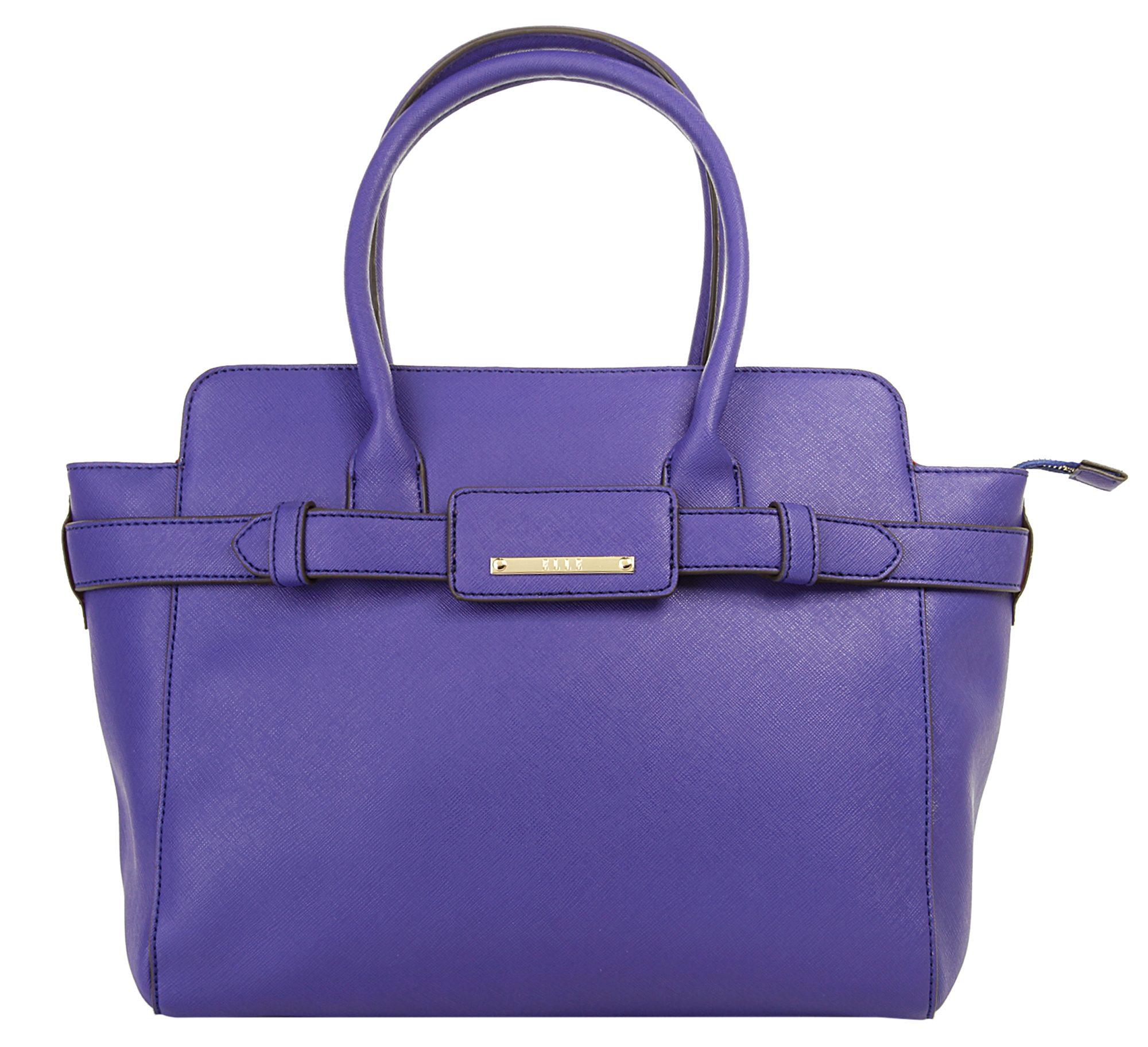 ELLE Damen Handtasche »Saffiano«