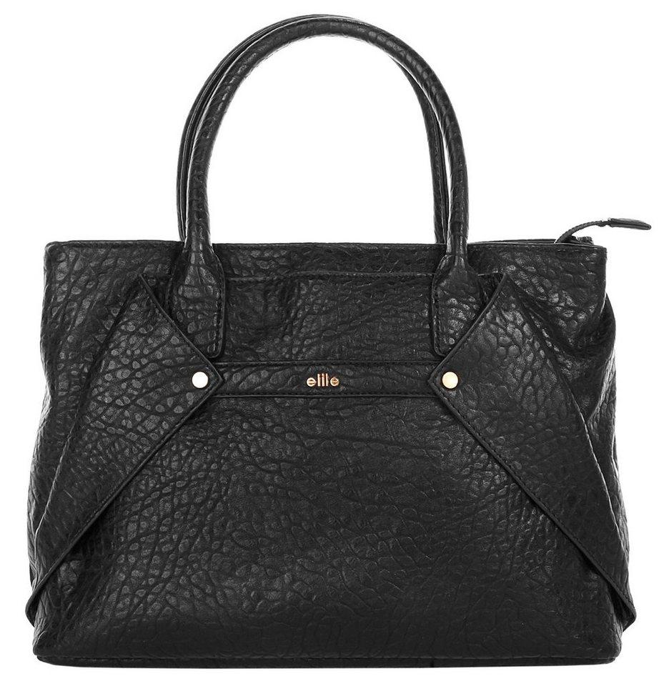 ELITE MODEN Damen Handtasche »Maxine« in schwarz