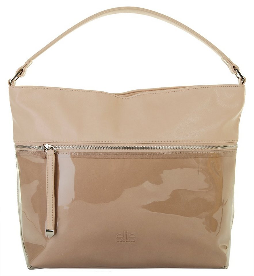 ELITE MODEN Damen Handtasche »Matty« in alt-rosa