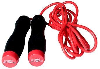 Christopeit Sport® Springseil, rot, »Springseil Profi« in rot