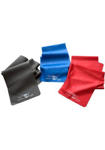 CHRISTOPEIT SPORT ® Gymnastikband (Набор 3-tlg.)