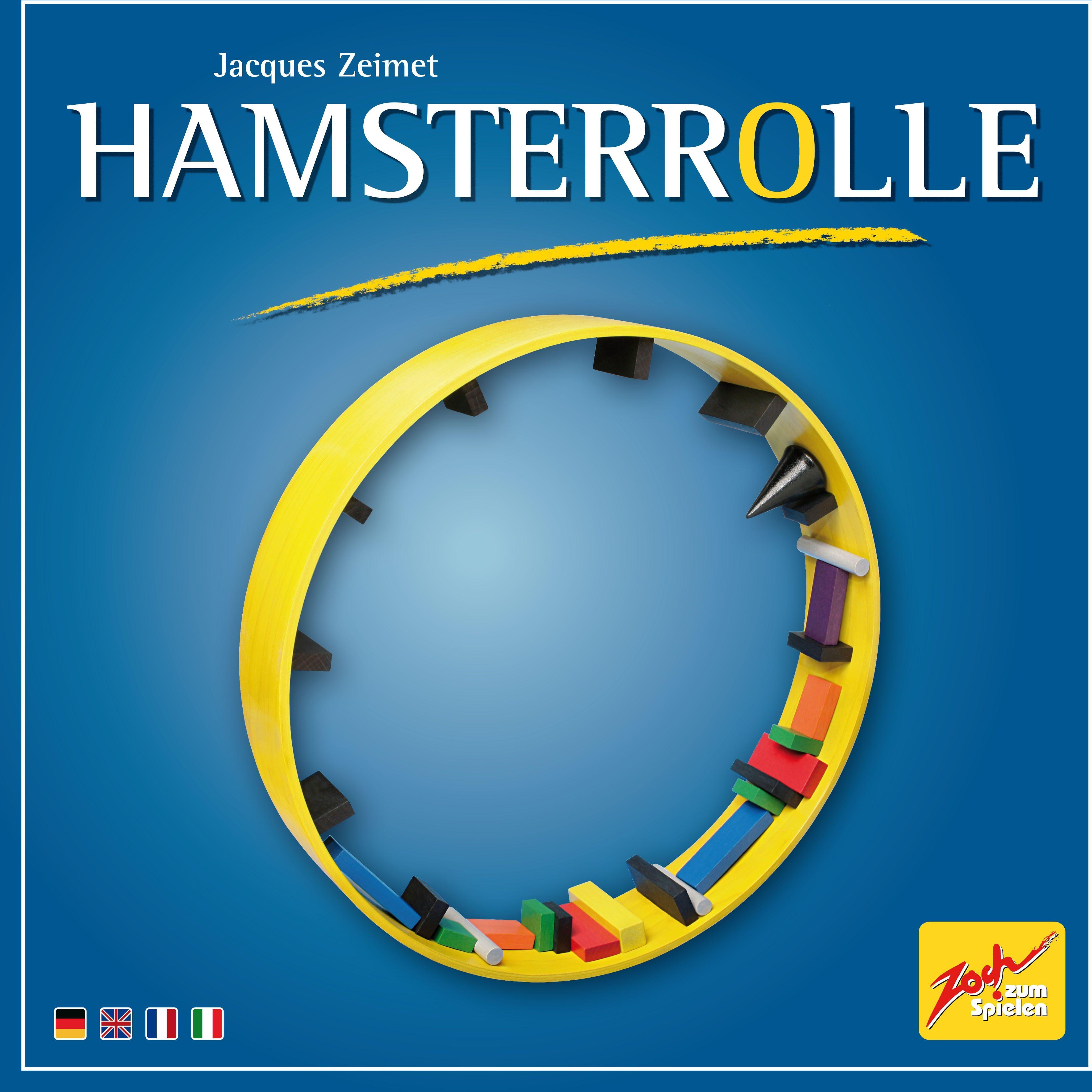 Zoch Geschicklichkeitsspiel, »Hamsterrolle«