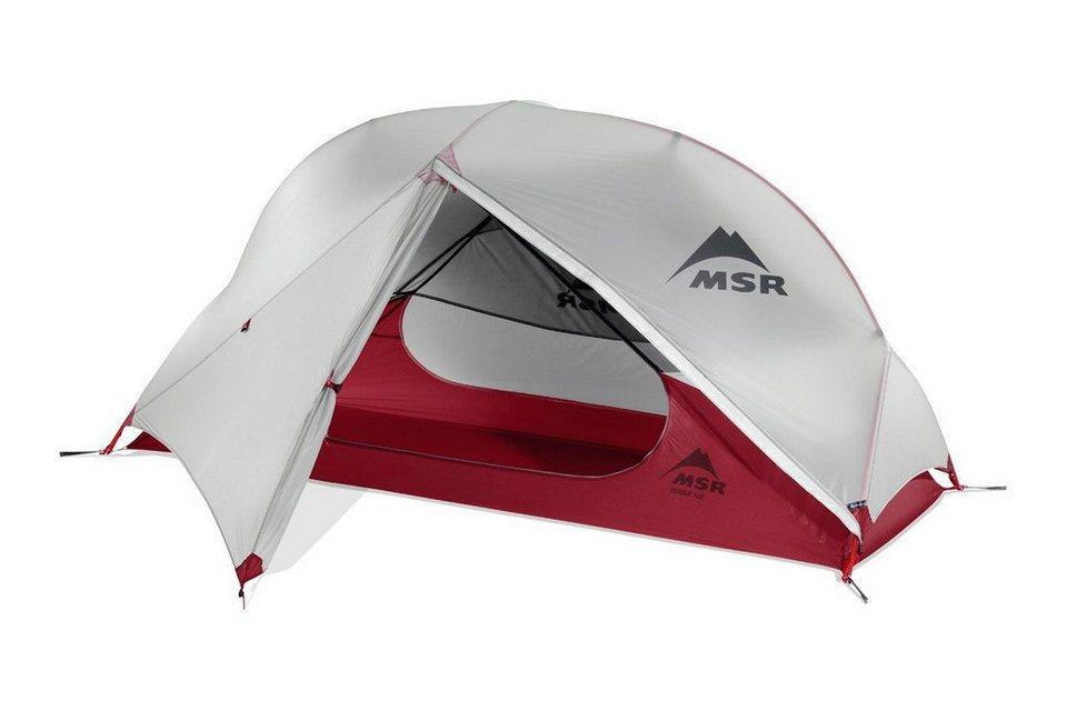 MSR Zelt »Hubba NX Tent« in grau