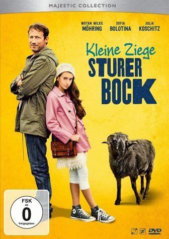 DVD »Kleine Ziege, sturer Bock«