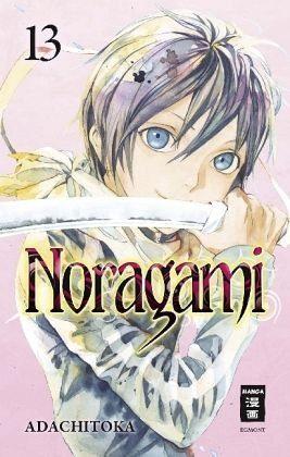 Broschiertes Buch »Noragami / Noragami Bd.13«