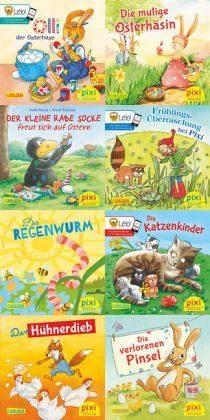 Heft »Ostern und Frühling mit Pixi, 8 Bde. / Pixi...«