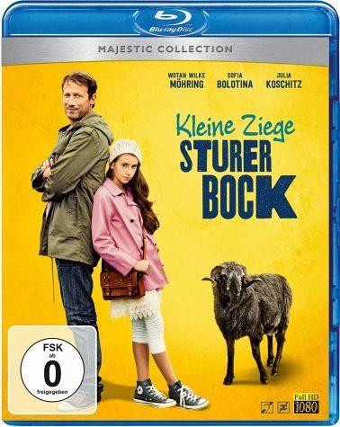 Blu-ray »Kleine Ziege, sturer Bock«