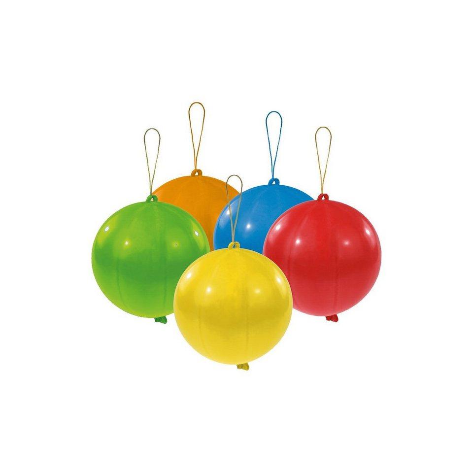 Amscan Luftballon Punchball, 5 Stück